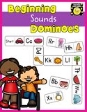 Beginning Sounds Dominos