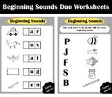 Beginning Sounds Duo