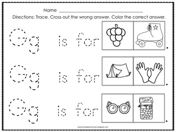 Beginning Sounds and Ending Sounds