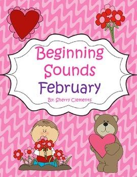February Beginning Sounds