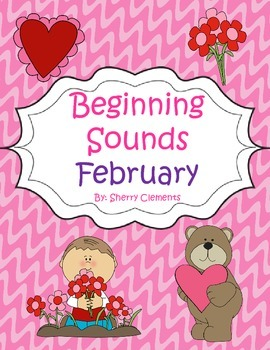 February Beginning Sounds