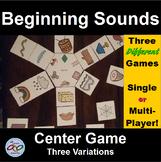 Beginning Sounds Game