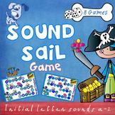 Sound Sail Phonics Letter Sounds Games
