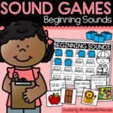Beginning Sounds Games for Kindergarten