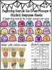 Beginning Sounds Ice Cream Cone & Scoop Sorts & Student Re