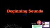Beginning Sounds Interactive