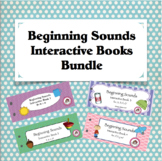Beginning Sounds Interactive Books - Bundle