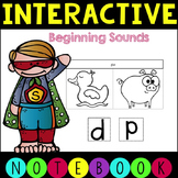 Beginning Sounds Interactive Notebook