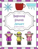 January Beginning Sounds