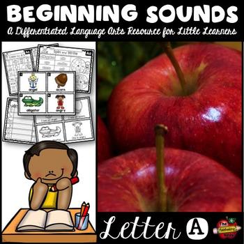 Beginning Sounds - Letter A
