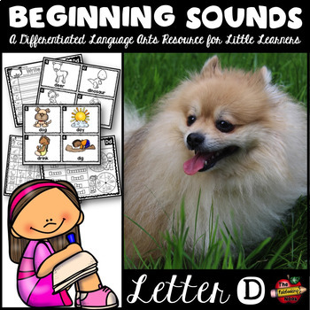 Beginning Sounds - Letter D
