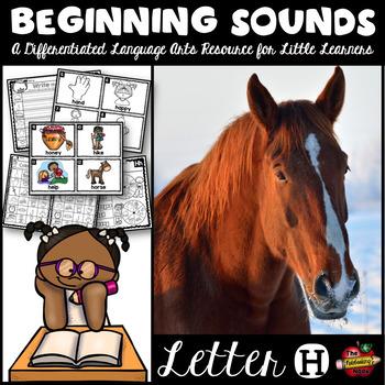 Beginning Sounds - Letter H