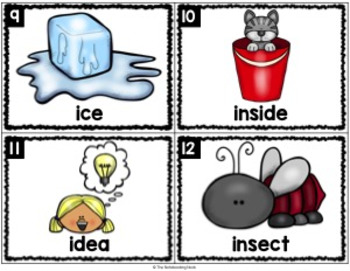 Beginning Sounds - Letter I