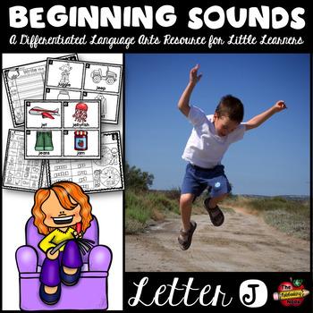 Beginning Sounds - Letter J