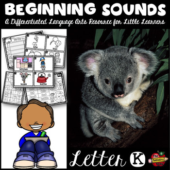Beginning Sounds - Letter K