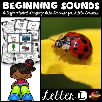 Beginning Sounds - Letter L