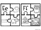 Beginning Sounds Letter Puzzles