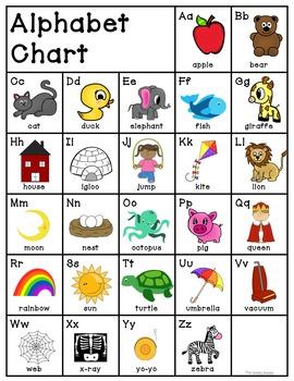 Beginning Sounds Literacy Center
