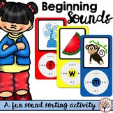 Beginning Sounds Literacy Center