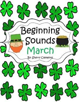 March Beginning Sounds