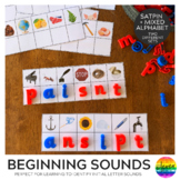 Initial Letter Sounds Match Cards