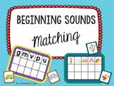 Beginning Sounds Matching Game