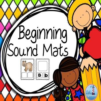 Beginning Sounds Mats