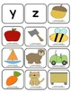Beginning Sounds Memory Game