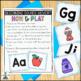 Beginning Sounds Memory Match {Language Arts Mini-Center}