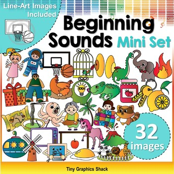Beginning Sounds Mini Set