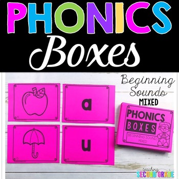 Beginning Sounds Center