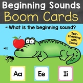 Beginning Sounds (Phonics) Alphabet Letter Sounds Digital