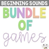 Beginning Sounds Phonics Bundle
