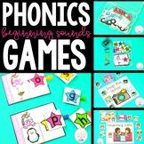 Beginning Sounds Games - Phonics Games