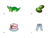 Beginning Sounds Picture Flashcards