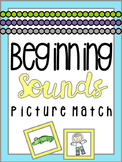 Beginning Sounds Picture Match