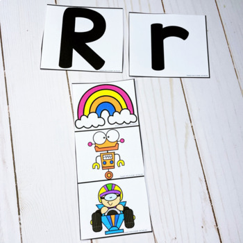 Beginning Sounds Picture Cards/ Sort