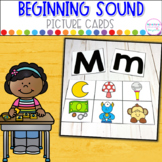 Beginning Sounds Picture Cards or Sort