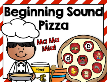 Beginning Sounds Pizza