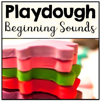 Beginning Sounds Playdoh