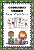 Beginning Sounds - Pocket Chart Cards