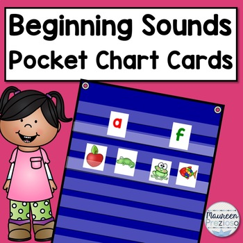 Beginning Sounds Picture Cards