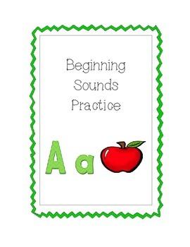 Beginning Sounds Practice