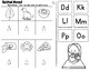 Beginning Sounds Print and Go