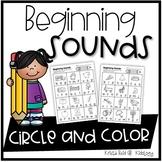 Letters / Letter Sounds / RTI / Letter Sound Worksheets