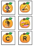 Beginning Sounds Pumpkin Patch