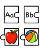 Beginning Sounds Puzzle Match-Up