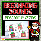 Beginning Sounds Puzzles (Presents)