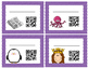 Beginning Sounds QR Codes