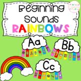 Beginning Sounds Rainbows